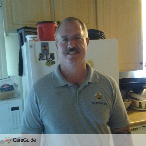 Handyman Provider Fredrick Trippler's Profile Picture