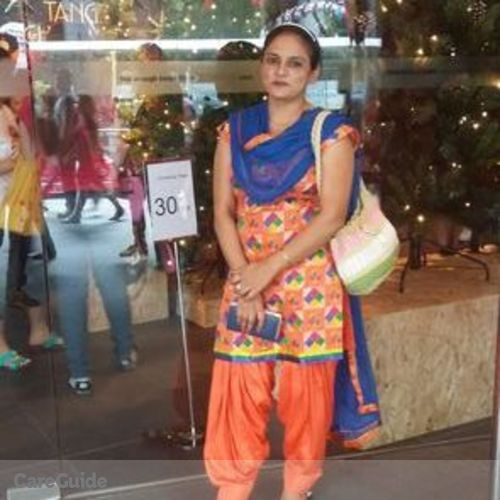 Canadian Nanny Provider Gagandeep Kaur's Profile Picture