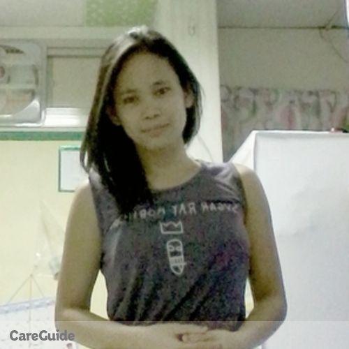 Canadian Nanny Provider Ria E's Profile Picture