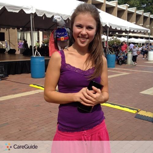 Child Care Provider Kseniia D's Profile Picture