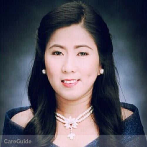 Canadian Nanny Provider Diana Rose Pampuan's Profile Picture