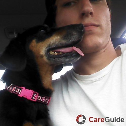 Pet Care Job george papadimitriou's Profile Picture