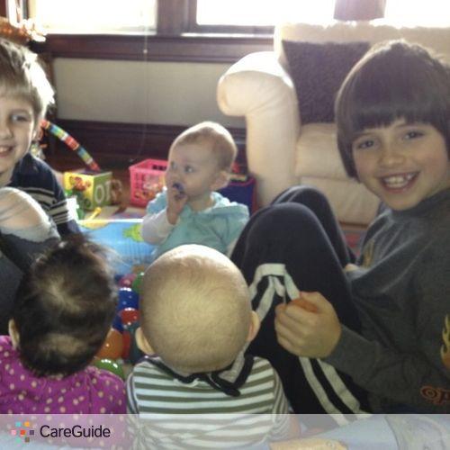 Child Care Provider Sally T's Profile Picture