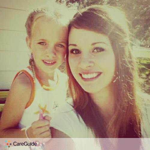 Child Care Provider Teylia M's Profile Picture