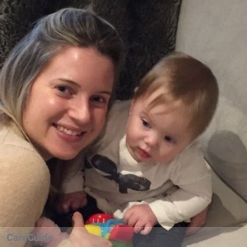 Canadian Nanny Job Laura Jeffery's Profile Picture