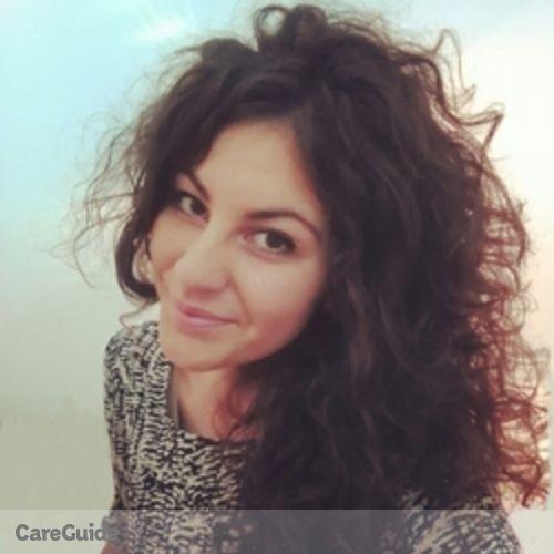 Canadian Nanny Provider Sabina Mandic's Profile Picture