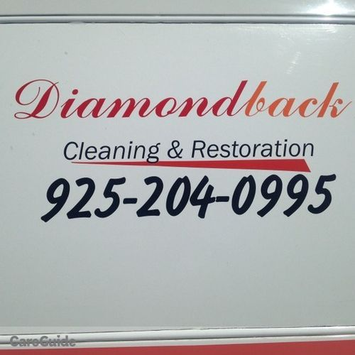 Housekeeper Provider Diamondback Cleaning and Restoration's Profile Picture