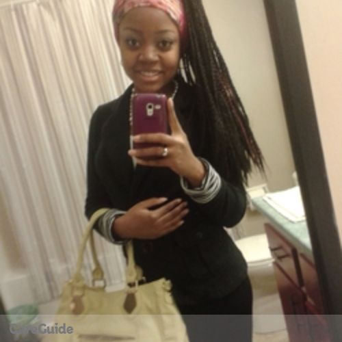 Canadian Nanny Provider Shanika Clarke's Profile Picture