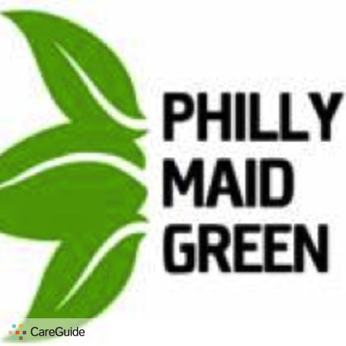 Housekeeper Provider Philly Maid Green's Profile Picture