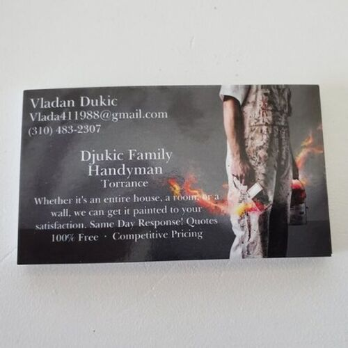 Handyman Services will help you take care of the many jobs in your house or business so you have more time.