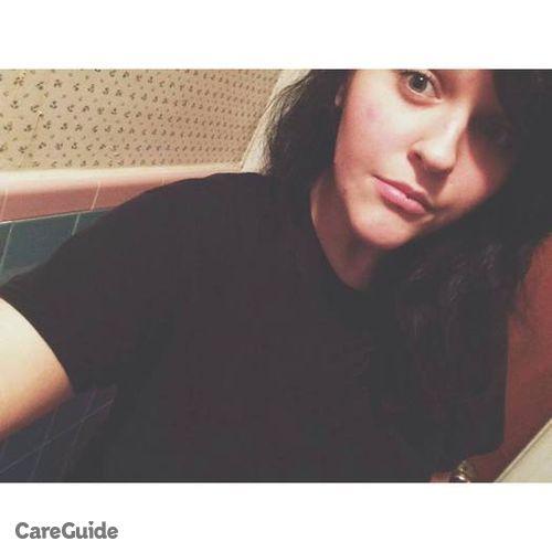 Child Care Job Megan H's Profile Picture