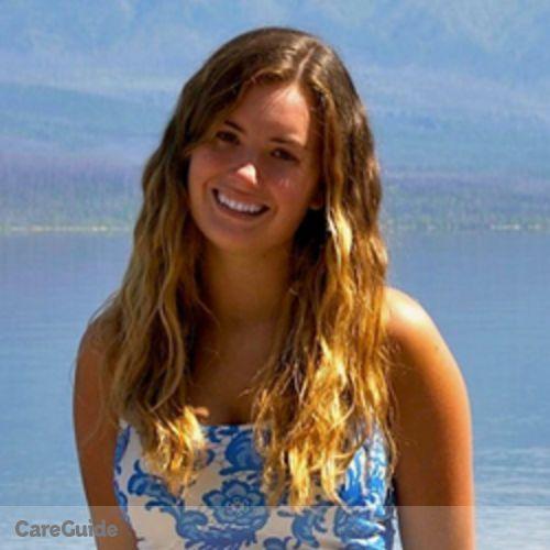 Canadian Nanny Provider Gabrielle Adams's Profile Picture