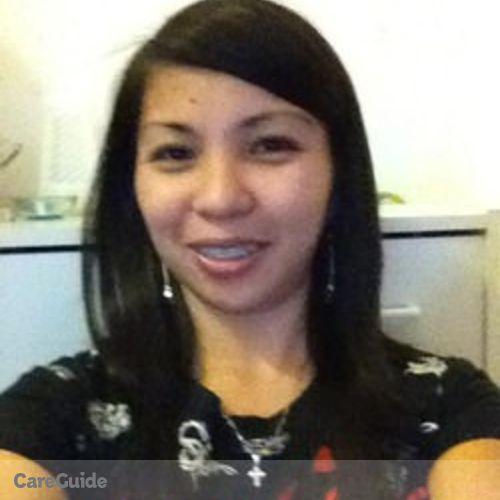 Canadian Nanny Provider Geraldine Exconde's Profile Picture