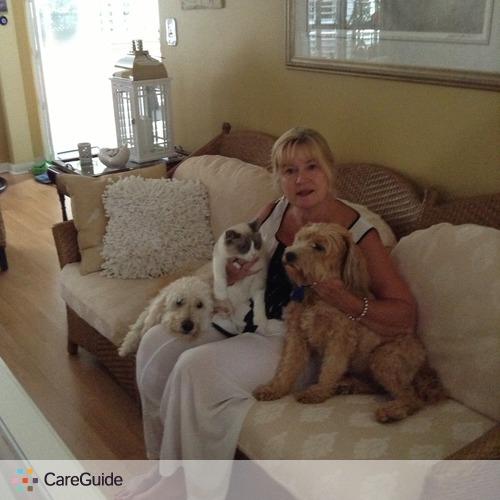 Pet Care Provider Sue S's Profile Picture