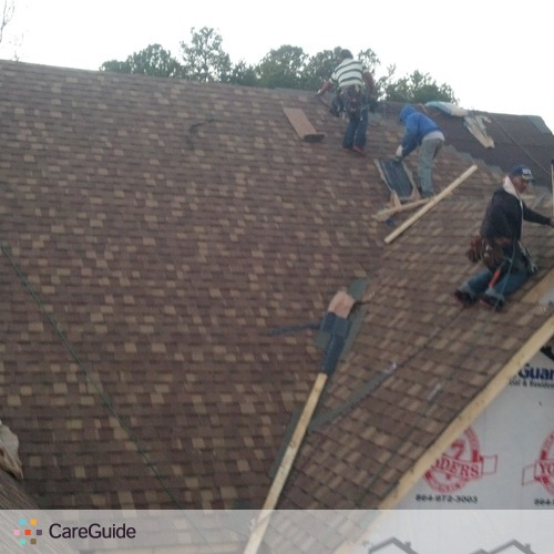 Roofer Provider Noe Fuentes's Profile Picture