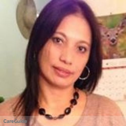 Canadian Nanny Provider Imelda David's Profile Picture