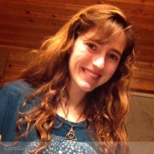 Canadian Nanny Provider Alie Wagar's Profile Picture