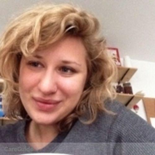 Canadian Nanny Provider Emma Flore Paré-Chouinard's Profile Picture