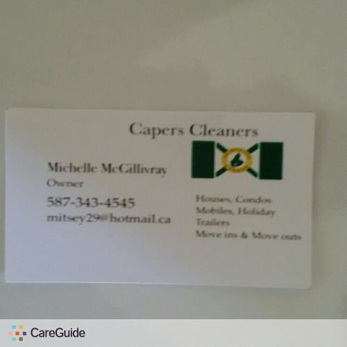 Housekeeper Provider Michelle McGillivray's Profile Picture