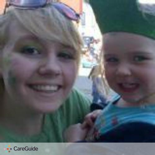 Child Care Provider Amanda Kimber's Profile Picture