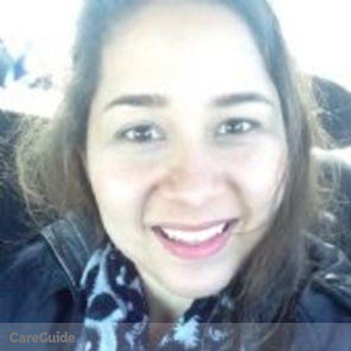 Canadian Nanny Provider Lucianna Figueroa's Profile Picture