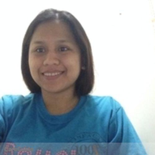 Canadian Nanny Provider Vivian T's Profile Picture