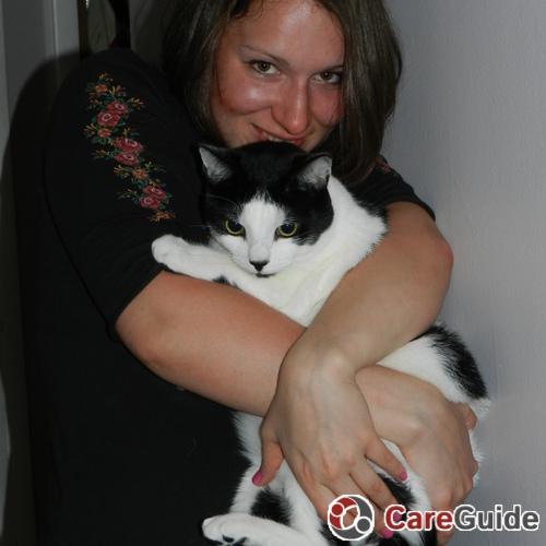 Pet Care Provider nadya ivaniva's Profile Picture