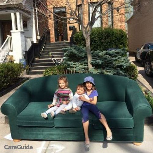 Canadian Nanny Job Anouck Carsignol's Profile Picture