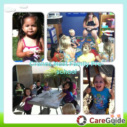 Child Care Provider Sharon Crane's Profile Picture