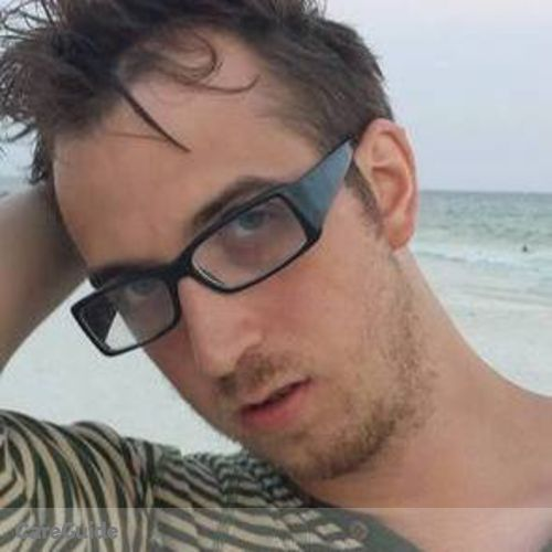 House Sitter Provider Seth Black's Profile Picture