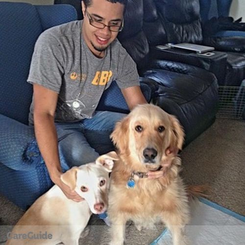 Pet Care Provider Jhensen Aquino's Profile Picture