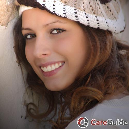Child Care Provider Sara W's Profile Picture
