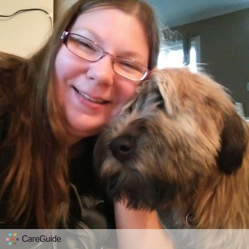 Pet Care Provider April Gaetz's Profile Picture