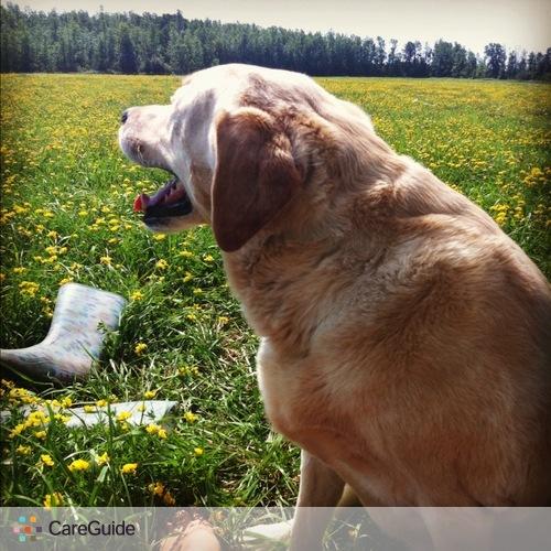Pet Care Provider Ashley Oliver's Profile Picture