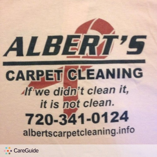 Housekeeper Provider Albert Carpet Cleaning's Profile Picture