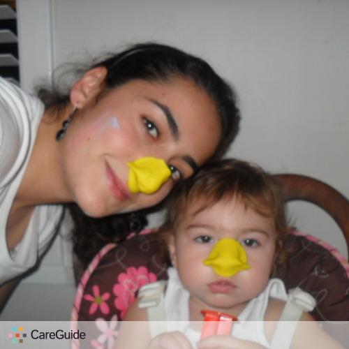 Child Care Provider Natalia Jimenez's Profile Picture