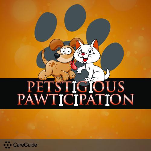 Pet Care Provider Petstigious P's Profile Picture