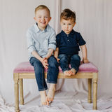 Fun, energetic nanny needed for two boys in North Burnaby
