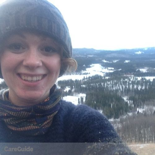 Canadian Nanny Provider Sarah Marie W's Profile Picture