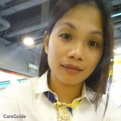 Canadian Nanny Provider Rodora Dumlao's Profile Picture