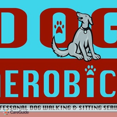 Pet Care Provider Dogaerobics Dog Walking's Profile Picture
