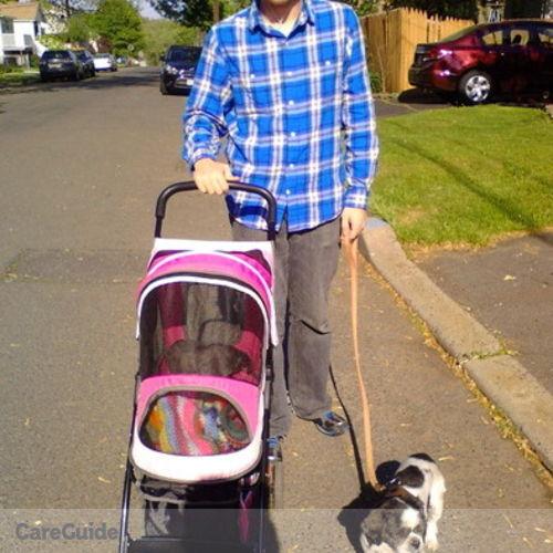 Pet Care Provider Jesse T's Profile Picture