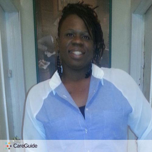 Housekeeper Provider Alicia Hudson's Profile Picture