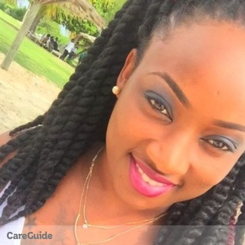 Canadian Nanny Provider Amanda Emmanuel's Profile Picture