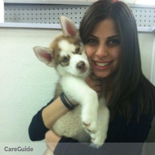 Pet Care Provider Michelle Feghali's Profile Picture