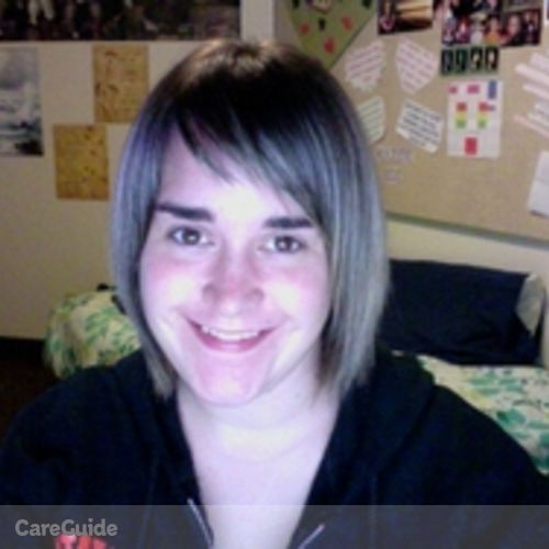 Canadian Nanny Provider Lauren M's Profile Picture