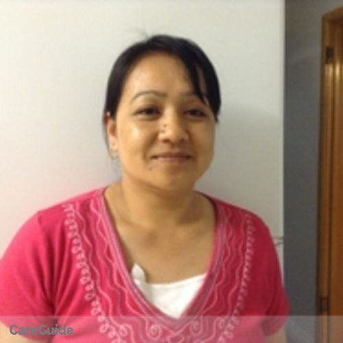 Canadian Nanny Provider Estella Ayeona's Profile Picture