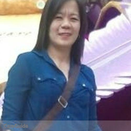 Canadian Nanny Provider Elenita Ilagan's Profile Picture