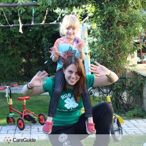 Child Care Provider Zuzana K's Profile Picture
