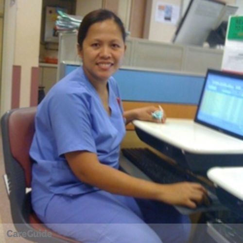 Canadian Nanny Provider Mariam Dalmacio's Profile Picture